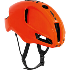 Kask Utopia Fietshelm, orange/black
